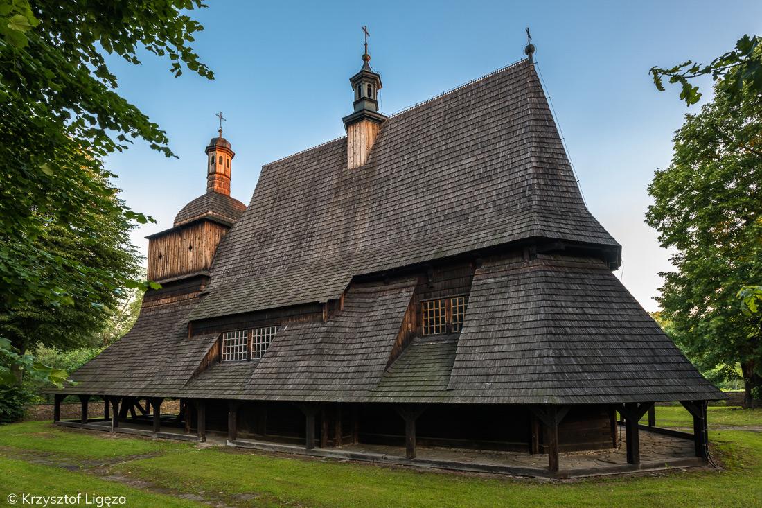 OSW Radocyna Kościół w Sękowej z listy UNESCO